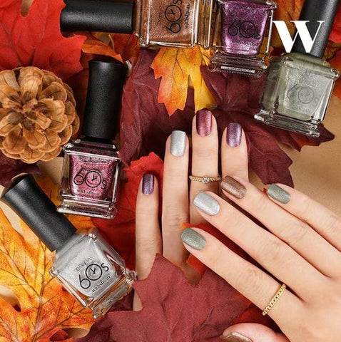 NEW ARRIVAL Fall 2018 WithShyan Korea Chemical Free Nail Polish - Nail Art Singapore