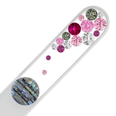 Swarovski Bubbles Clear Collection - Nail Art Singapore