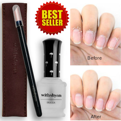 Ruby Push and Eraser Set - Nail Art Singapore