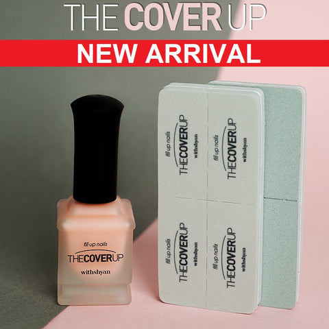 CoverUp Treatment Set - Nail Art Singapore