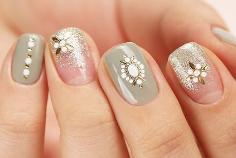 WithShyan Broach Nail Stickers