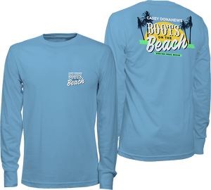 Boots on the Beach 2021 T-Shirt