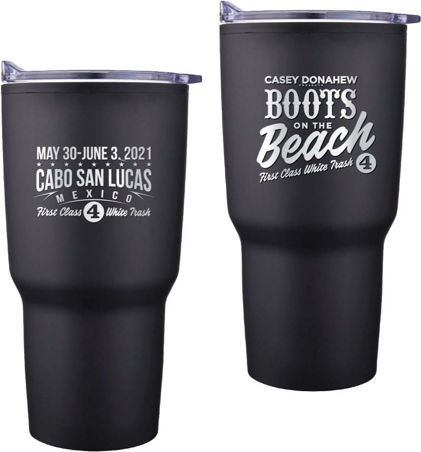 Boots On The Beach 2021 Insulated Tumbler Cup