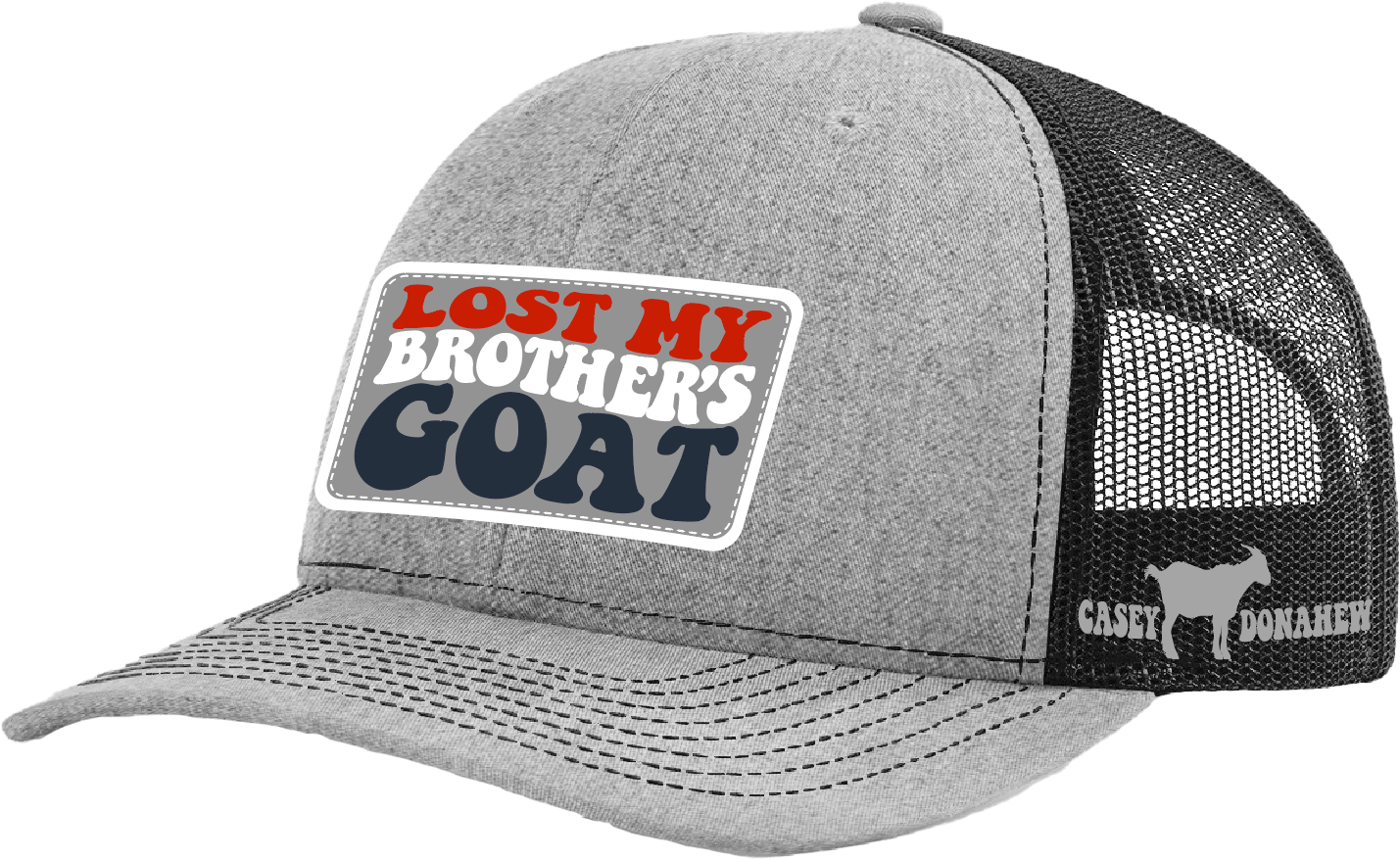 Lost My Brother's Goat Hat