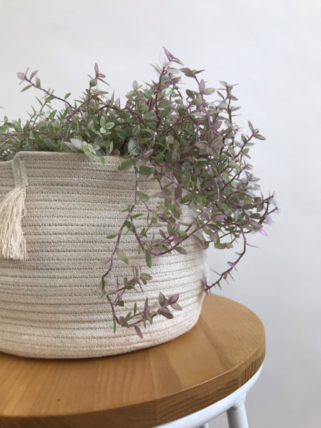 ROPE BASKET - MEDIUM