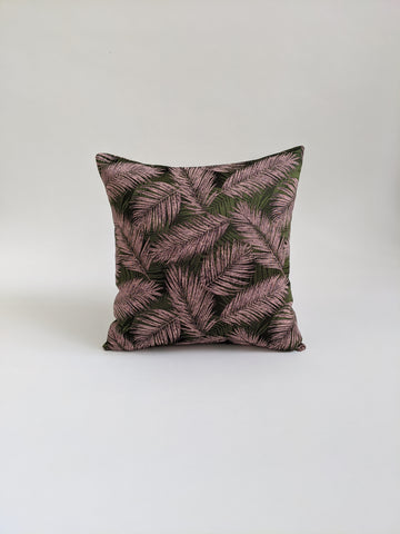CUSHION COVER - TROPICAL PALMS