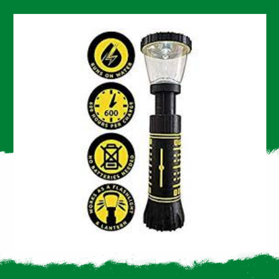 Hydra Light - 2n1 Flashlight and Lantern