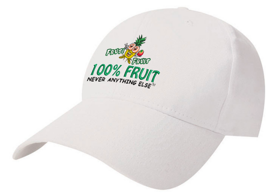 Fruti Fruit White Cap
