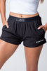 Black neptune athletics shorts