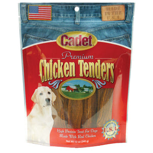 Premium Gourmet USA Chicken Tender Treats 12 ounces