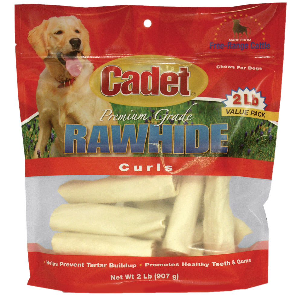 Rawhide Curls 2 pounds