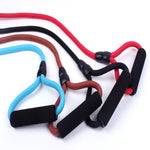 Load image into Gallery viewer, The 4 Colors of Toggy Doggy Dual Dog Leash, Blue, Brown, Black, and Red