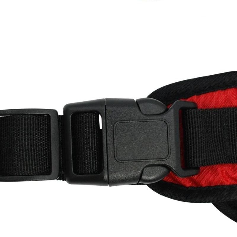 Durable Hard Plastic Buckle Of The Reflective Training Dog Vest Harness That Can Be Put On And Off Easily
