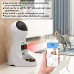 Load image into Gallery viewer, Automatic Dog Feeder With Voice Recorder/Camera