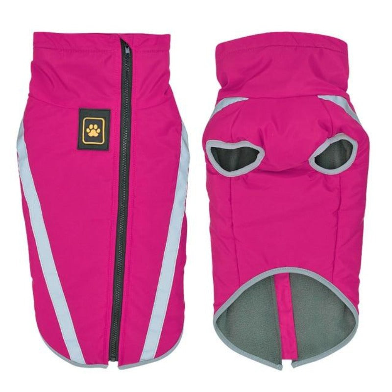 Pink Outdoor Reflective Dog Vest