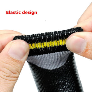 Elastic Design Of Rubber Doggy Socks