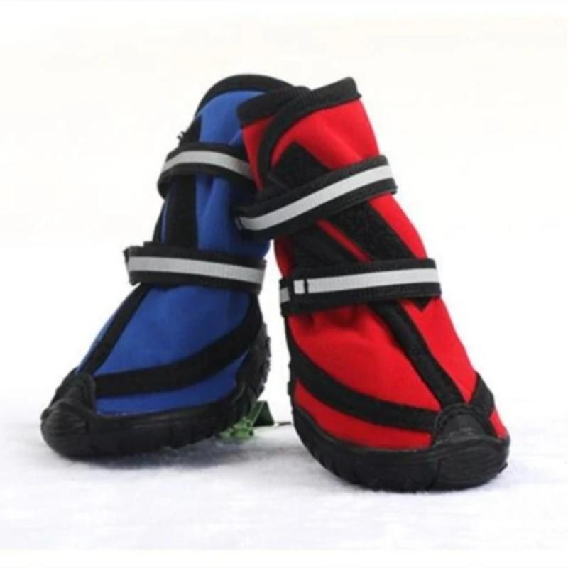 High Top Dog Rain Booties