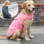 Load image into Gallery viewer, A Dog Wearing The Pink Double Sided Dog Vest