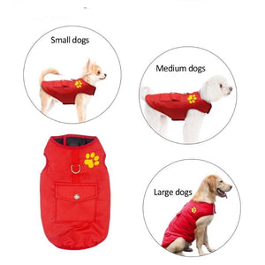 Double Sided Dog Vest Best For Small To Large Dogs