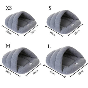 Slipper Dog Sleeping Bag Size Guide