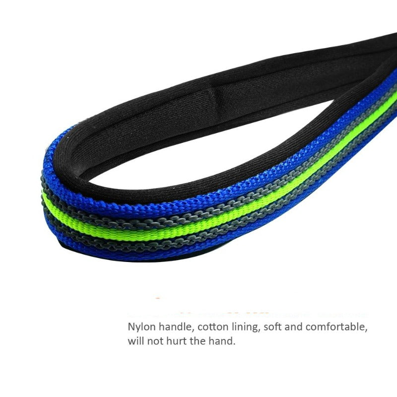 Nylon Handle, Soft and Comfortable Neoprene Rubber Lining