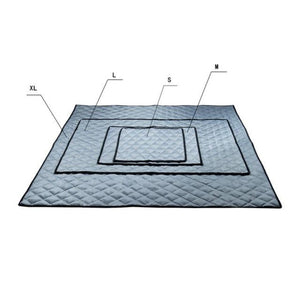 Gray Cooling Doggy Bed/Mat