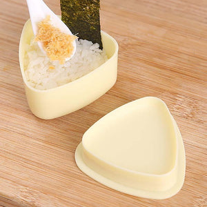Triangle Rice Ball Mold (1 Set)