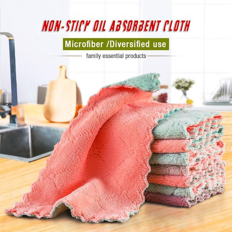 Non-stick Oil Absorbent Cloth