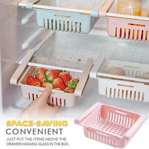 (50% OFF)Refrigerator Storage Rack
