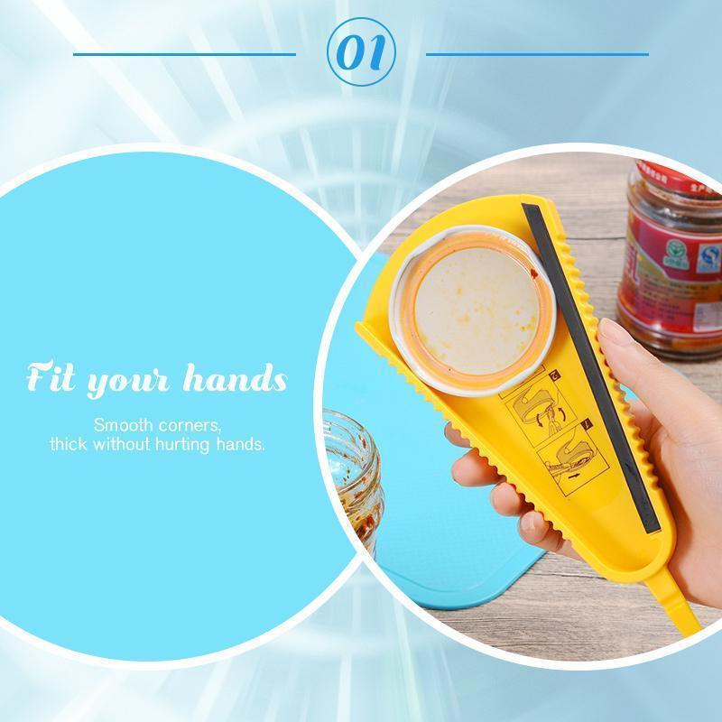Creative Multi-function Opener