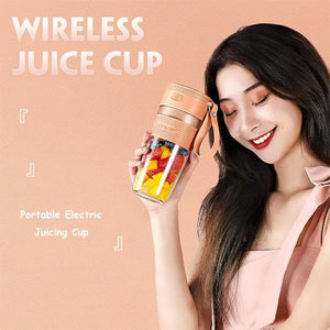 Portable Blender Wireless Juice Cup