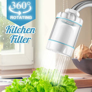 360°Rotating Kitchen Filter