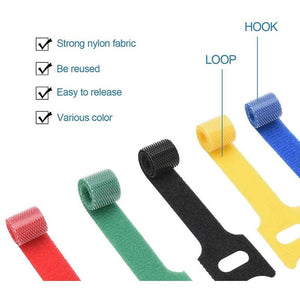 T-shaped Cable Storage Tie