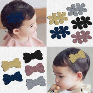 Shiny Magic Sequin Bangs Stickers(5PCS)