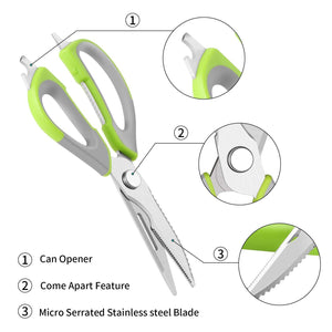 Multifunctional Kitchen Scissors