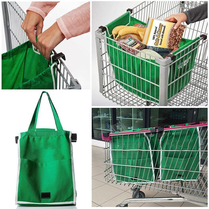 Grab shopping bags