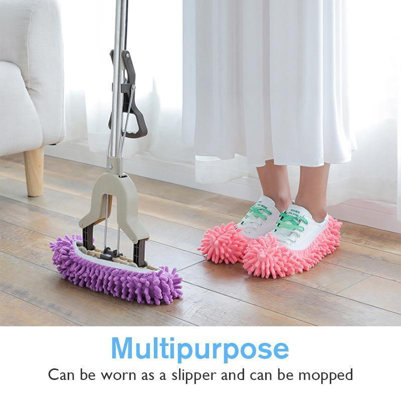 Assorted Mop Slippers Shoes (1 Pair)