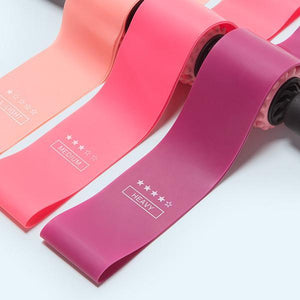 Exercise Resistance Loop Bands (5pcs)
