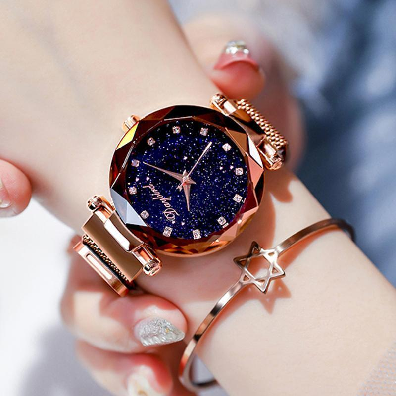 Summer Day Promotion 50% OFF- Starry Sky Watch Perfect Gift Idea