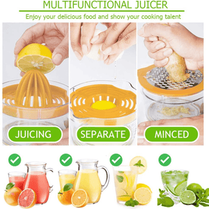 Multifunctional sliced juice machine