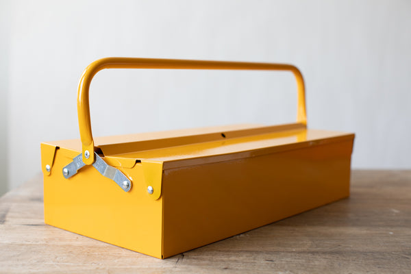 Single Layer Toolbox - Yellow