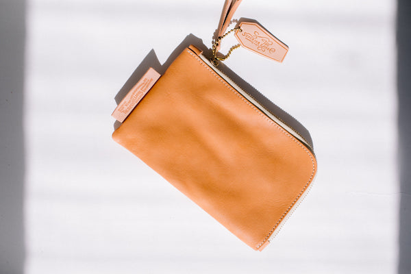 Utility Leather Pouch