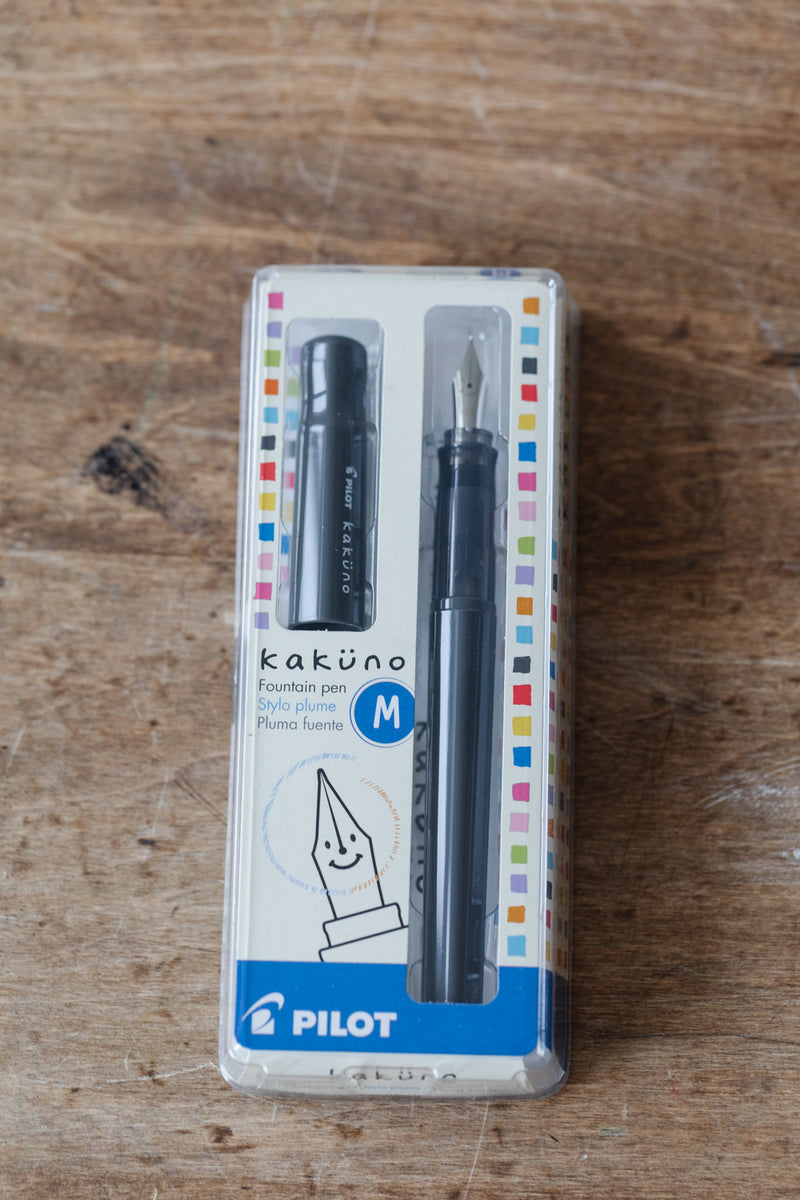 Pilot Fountain Pen Kakuno
