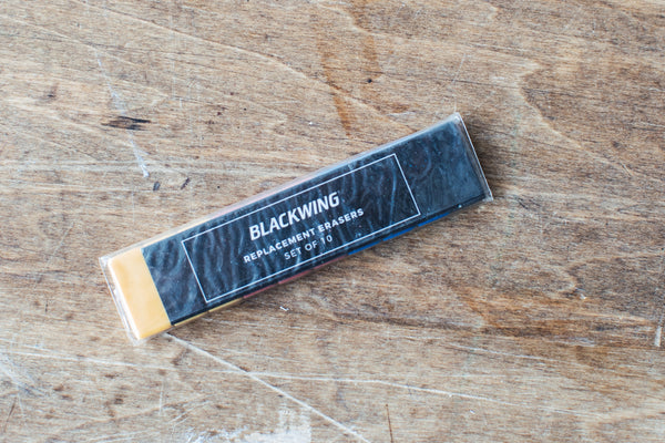 Blackwing 155 Replacement Erasers - Limited Edition