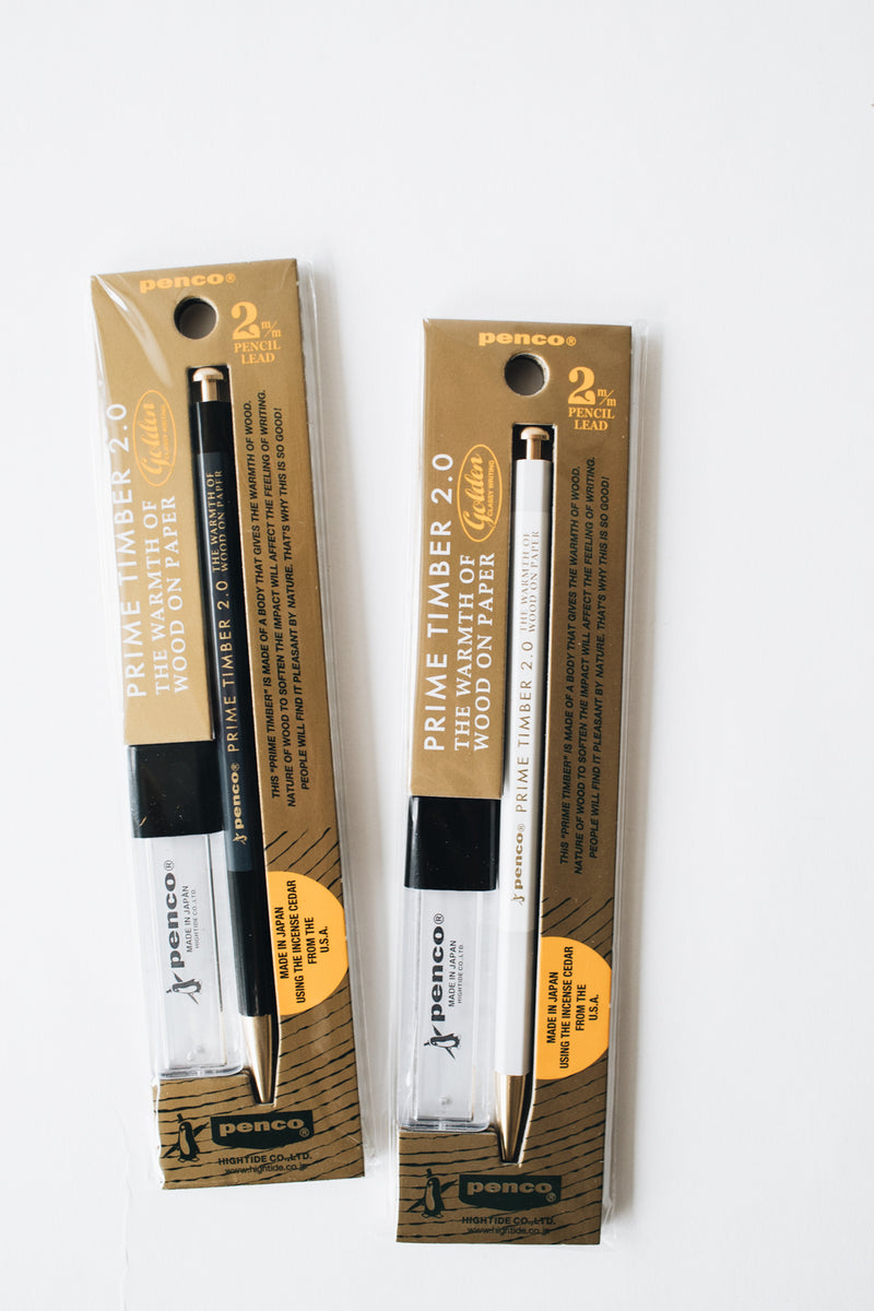 Prime Timber Pencil - Brass