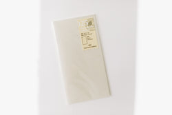 Traveler's Notebook Regular Size Refill - 025 MD Paper Cream