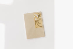 Traveler's Notebook Passport Size Refill - 009 Kraft Paper