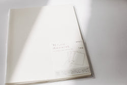 MD Notebook Light A4 3-Pack Blank