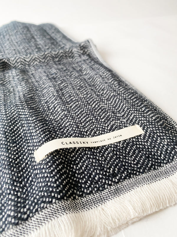 Herringbone Weaving Gauze Face Towel