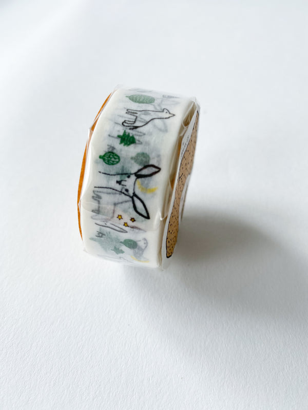 Forest Masking Tape